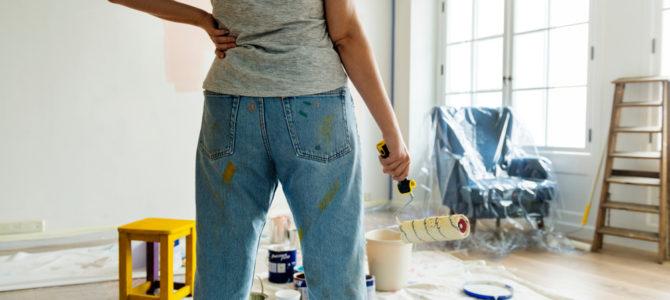 Travaux de rénovation : réussir la peinture