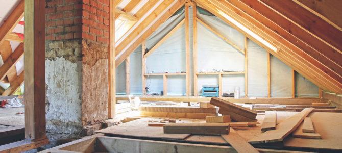 Rénover une maison à ossature en bois : les points importants