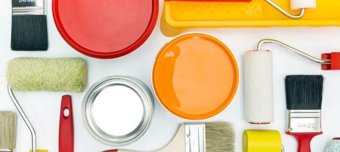 Le matériel de peinture indispensable: Outils et accessoires