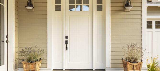 Comment installer un châssis de porte?